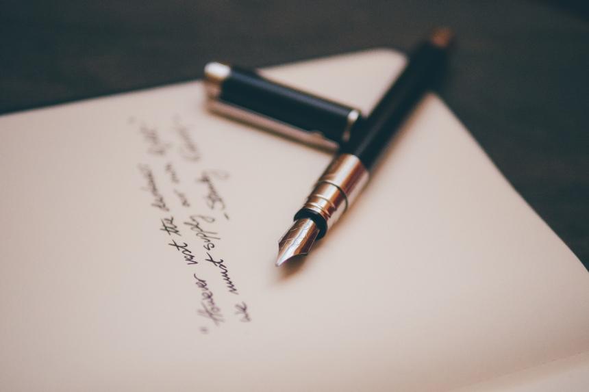 Kuva kirjeestä. Kuva Alvaro Serrano / Unsplash.com