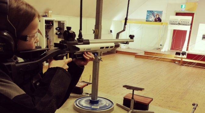 Ilma-aseampumaurheilu koulun infotilaisuus to 15.2.18