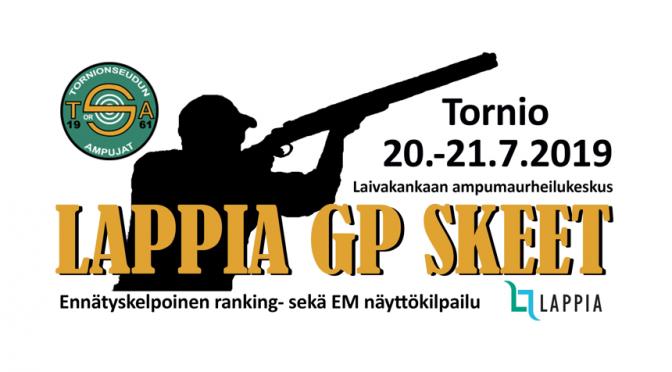 Lappia GP Skeet Torniossa 20. – 21.7.2019