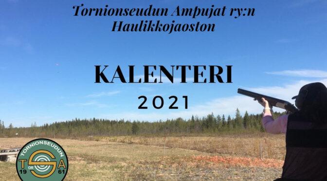 TorSA Kalenteri 2021